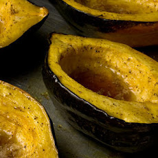 Basic Roasted Acorn Squash Recipe