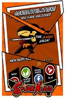 Screenshot of Spider Ninja - Free Game