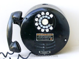 Wall Phones - Western Electric 320 1