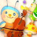 Autumn Musical Band LWP icon