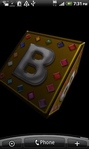 Pandora's Box - B Monogram
