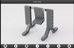 Screenshot of LEGO Mindstorms Projects