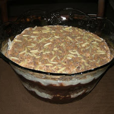 Heavenly Chocolate Trifle