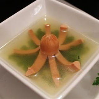 Kids' Octopus Soup