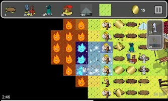 Screenshot of HellDefence