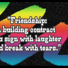 Friendship Quotes With Picture