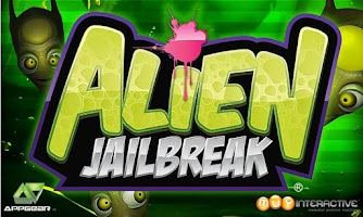 Screenshot of Alien Jailbreak