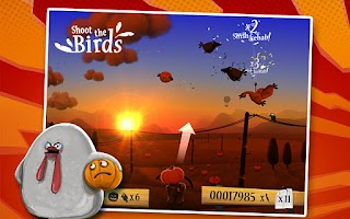 Screenshot of Shoot The Birds