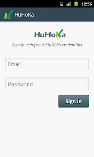 HuHoKa - screenshot