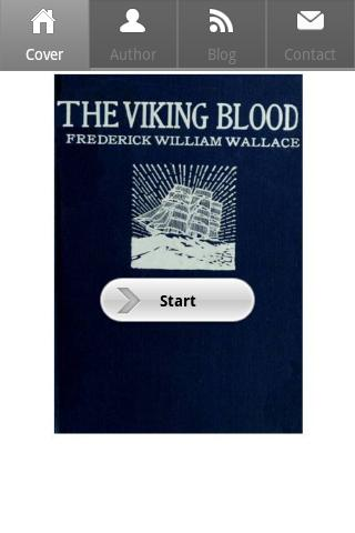 【免費書籍App】The Viking Blood-APP點子