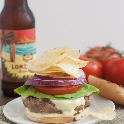 Turkey Crunchburgers with Horseradish Mustard Sauce