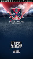 Screenshot of Melbourne Official App