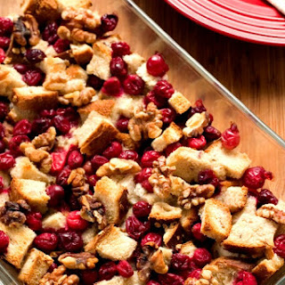 Cranberry Walnut Stuffing Recipes