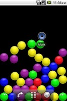 Screenshot of Super Ball Pit HD Free