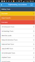 Screenshot of Melbourne Guide Map & Hotels