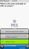 Screenshot of PESIT Computer Science