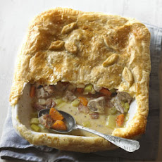 Pheasant, Leek & Bacon Pie