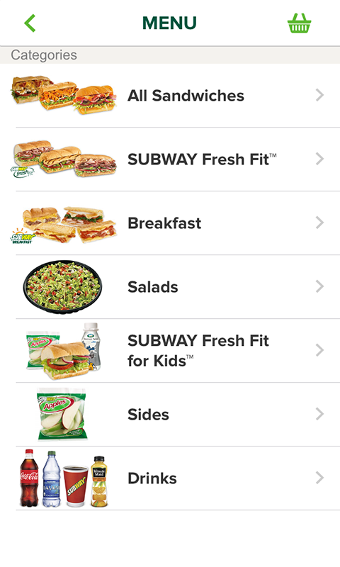 SUBWAY® Screenshot 2