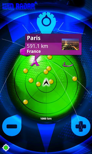 Wifi Radar free app download for Android - Android Freeware