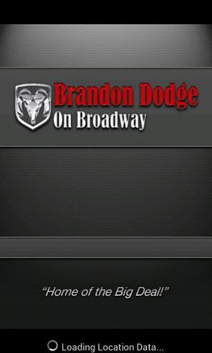 Brandon Dodge On Broadway Deal