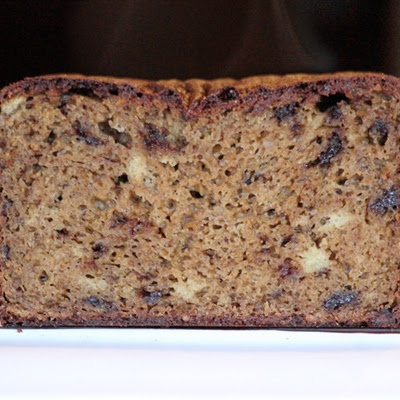 Outrageous Banana Bread