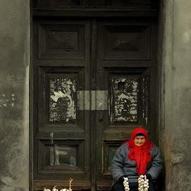 by Piotr B. Tubylec - City,  Street & Park  Street Scenes