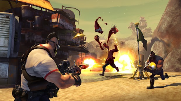 Edge Of Reality Loadout goes live on Steam Free-to-play