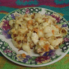 Kathy's Country Chicken Casserole