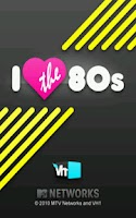 Screenshot of VH1's I Love the 80s Trivia