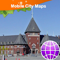 Arhus Street Map icon