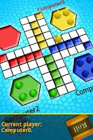 Screenshot of Ludo 3D