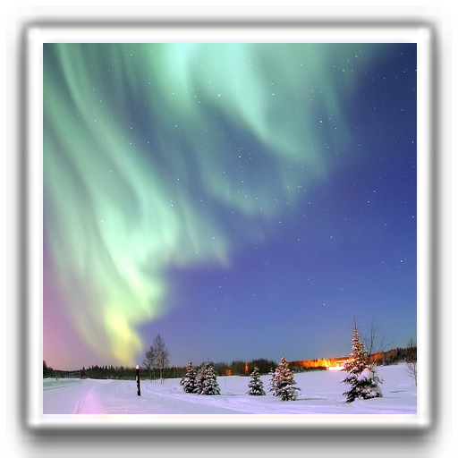 Best Aurora Wallpapers 媒體與影片 LOGO-阿達玩APP