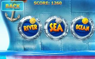 Screenshot of Kids Fish Lite