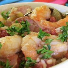 Jambalaya (Crock Pot)