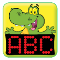 Letters With Ally - Learn ABC icon
