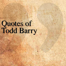 Quotes of Todd Barry