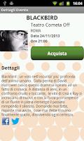 Screenshot of Vivaticket