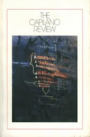 The Capilano Review - Front Cover - Winter 1990