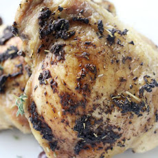 French in a Flash: Tapenade Baked Chicken