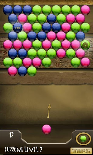 bubbles-touch for android screenshot