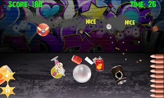 Screenshot of BottleShooting 2