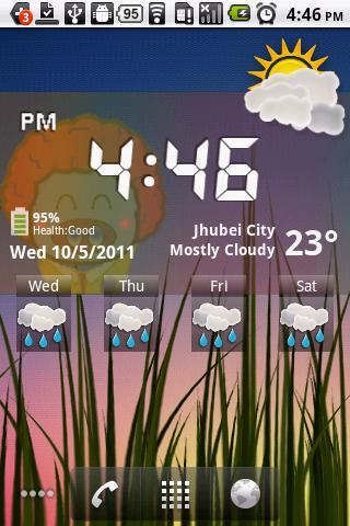 免費下載天氣APP|豬時鐘 (pig clock & weather) app開箱文|APP開箱王