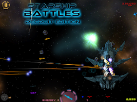 Screenshot of Starship Battles Recruit Ed.