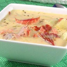 Mimi's Smoked Salmon Chowder