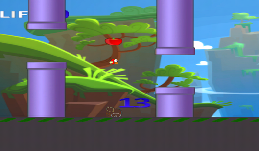 Frenzy Bird - screenshot