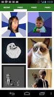 Screenshot of Memes: Advice Animals Stickers