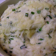 Awesome Mashed Potato Casserole