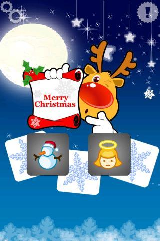 無料纸牌Appのクリスマスマッチ|記事Game