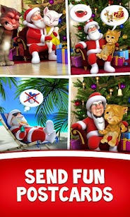 Talking Santa meets Ginger APK for iPhone