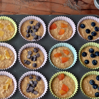Oatmeal Cupcakes Recipes